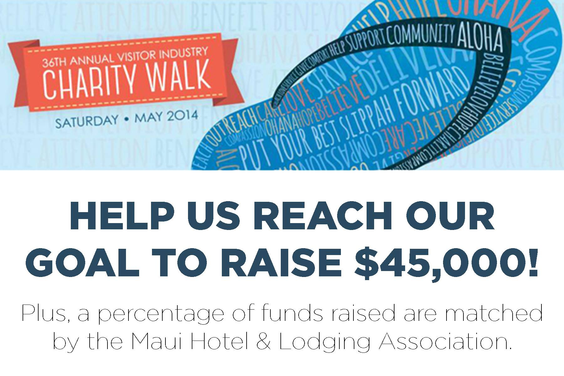 Charity Walk Hawaii Industry Charity Walk is a