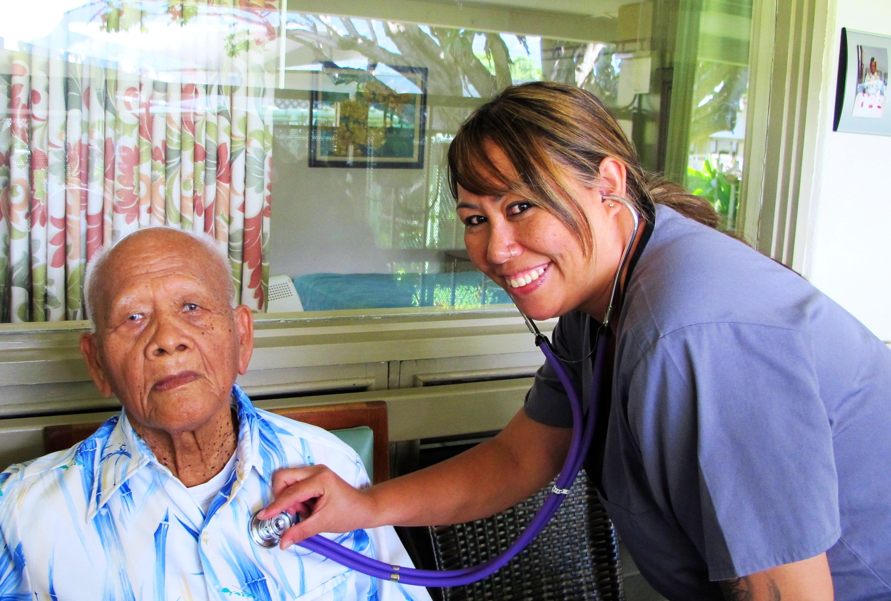 Trisha Akahi, LPN, Head of Household | Hale Makua Health Services